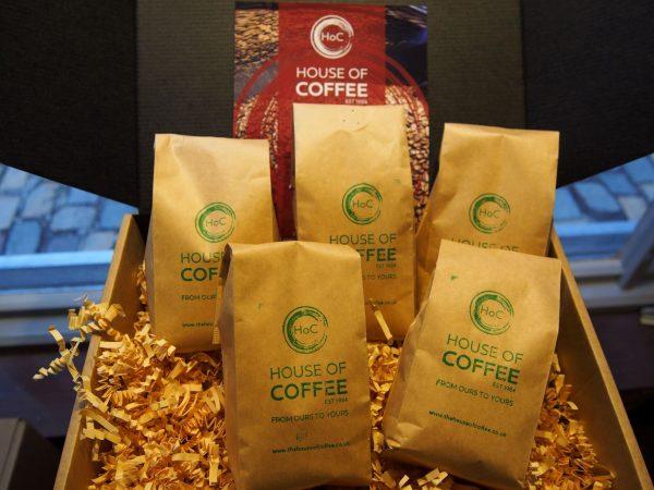 HoC Coffee Selection